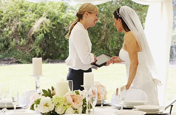 Get the best event planners for your wedding