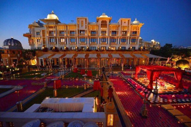 Udaipur a best destination wedding venue