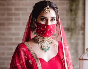 Masks are compulsory for every Wedding either destination wise in the outskirts of the city.