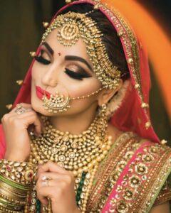 South Indian Wedding Bridal